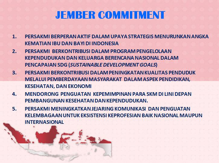 Jember Commitment 2013