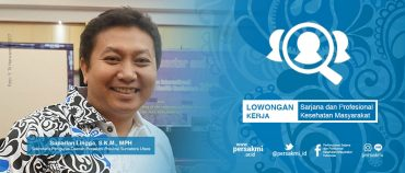 Lowongan Kerja Sarjana Kesehatan Masyarakat sebagai Monitoring & Evaluation Officer di Project Manajement Team (PMT) The Global Fund Health System Strengthening Ministry of Health